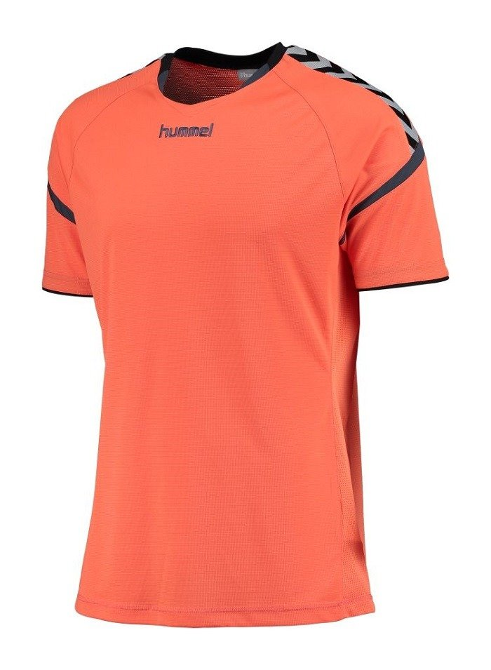 Hummel Authentic Charge Poly T-shirt Herre thumbnail