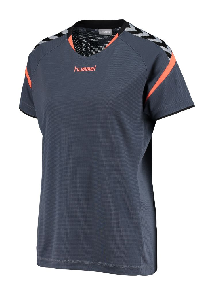 Hummel Authentic Charge Poly T-shirt Dame thumbnail