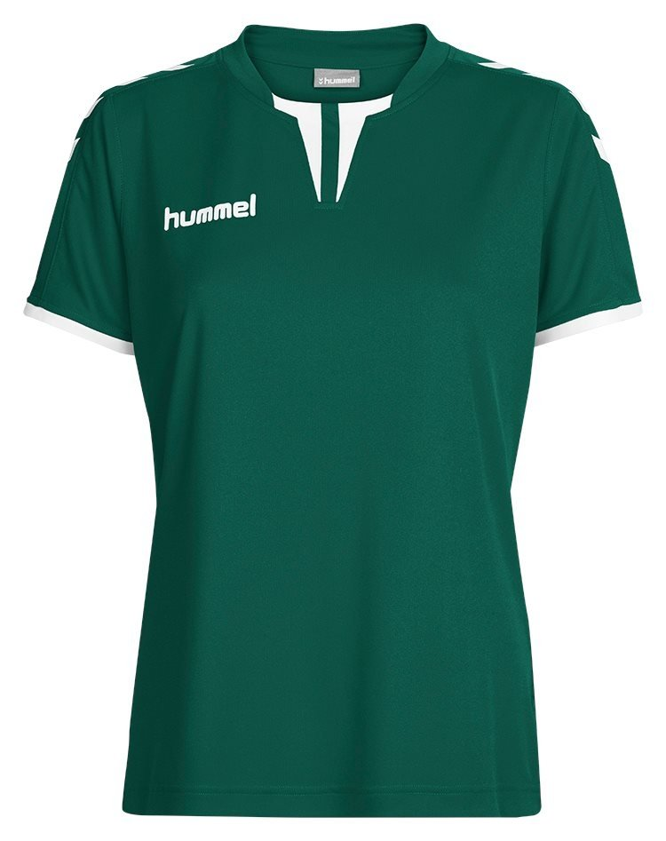 Hummel Core Poly T Shirt Dame
