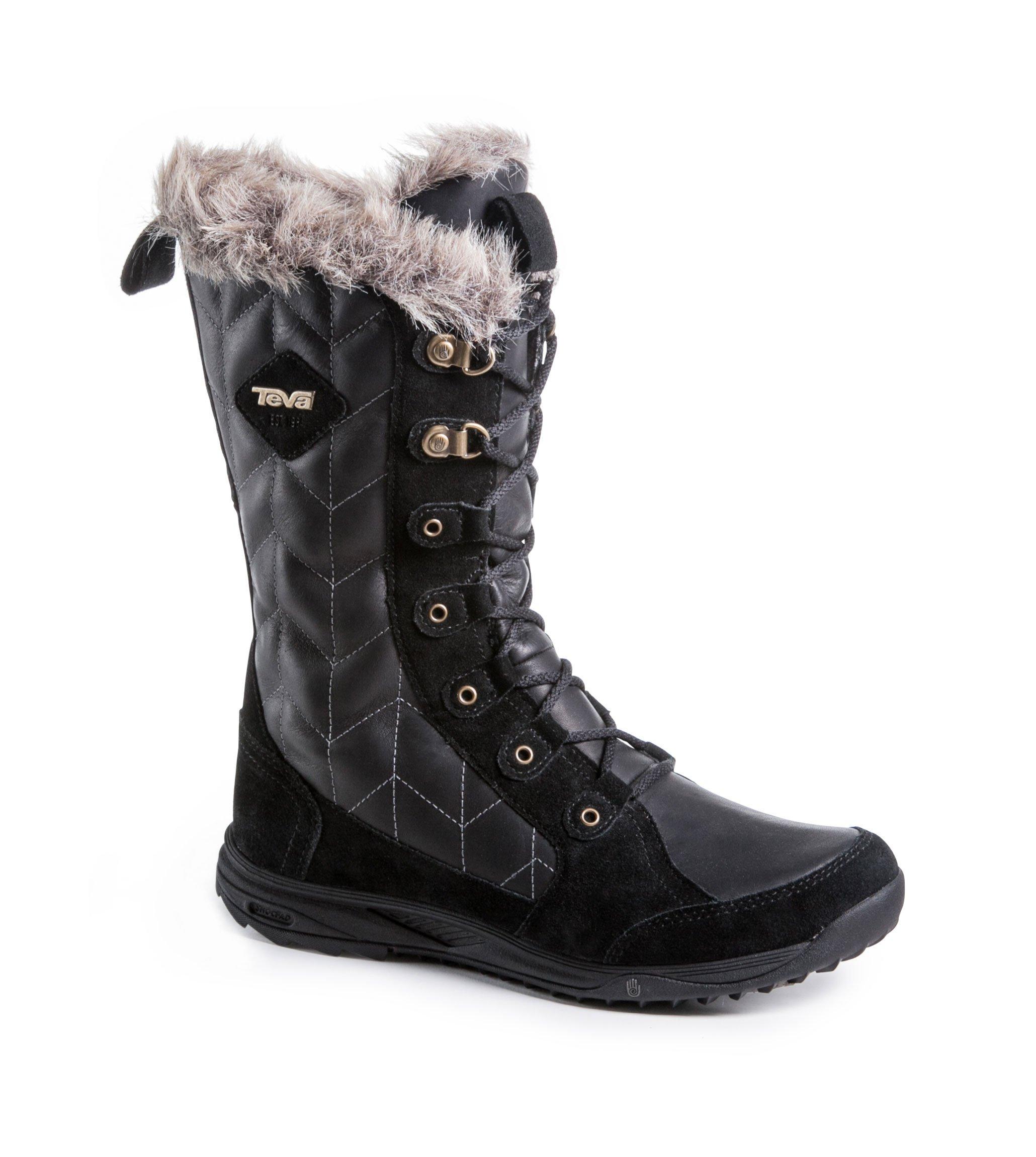 Teva Teva lenawee leather damestøvle fra billigsport24