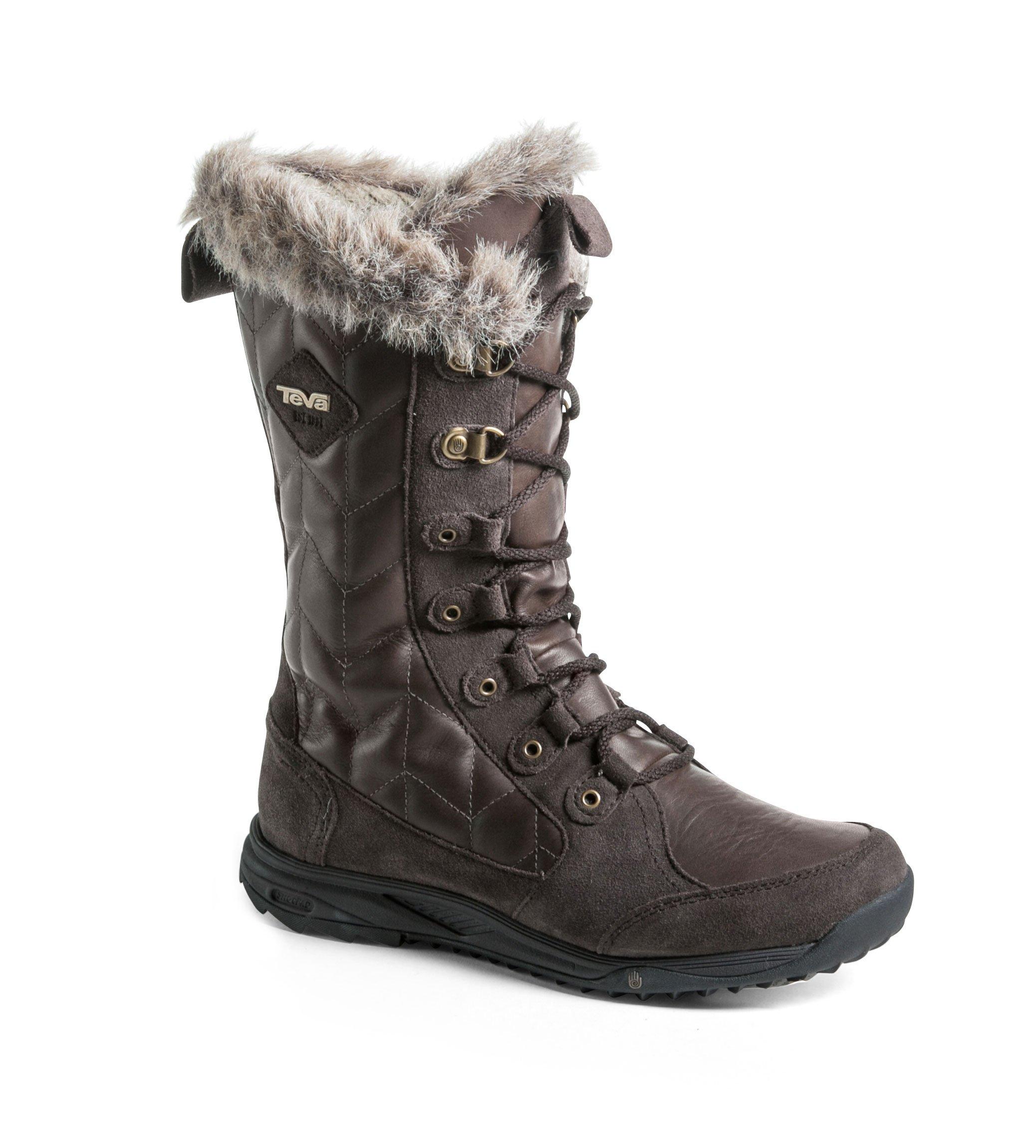 Teva lenawee leather damestøvle fra Teva fra billigsport24