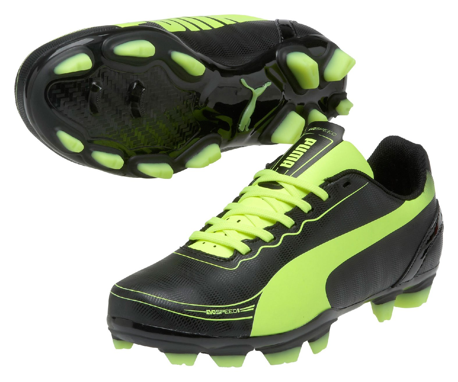 Puma evoSPEED 5.2 FG Junior