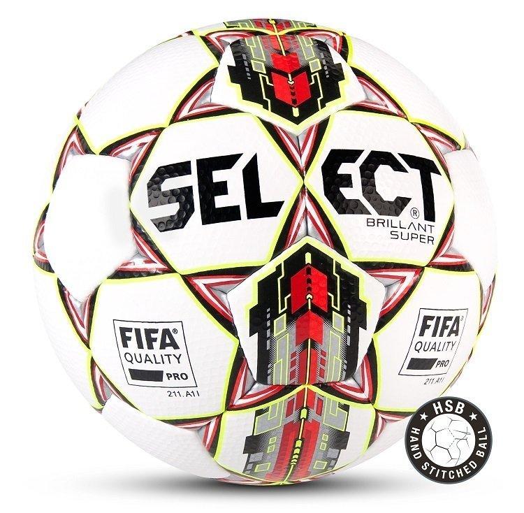 Select Brilliant Super Fodbold