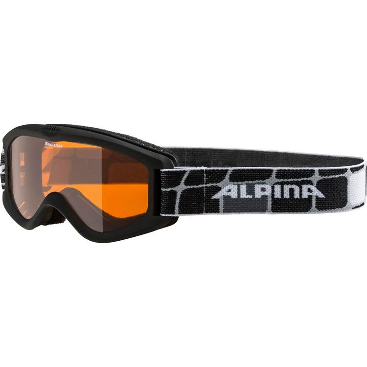 Alpina Carvy 2.0 Skibriller Børn, sort thumbnail