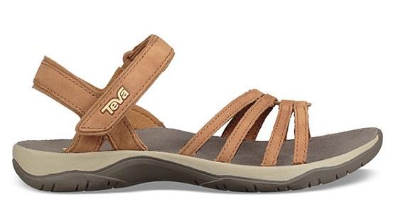 d760f4d5def8 Teva Elzada Leather Sandal Dame