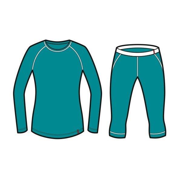 Billede af Löffler Transtex Warm Underwear Set Woman