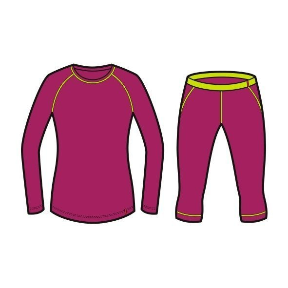 Löffler Transtex Warm Underwear Set Woman