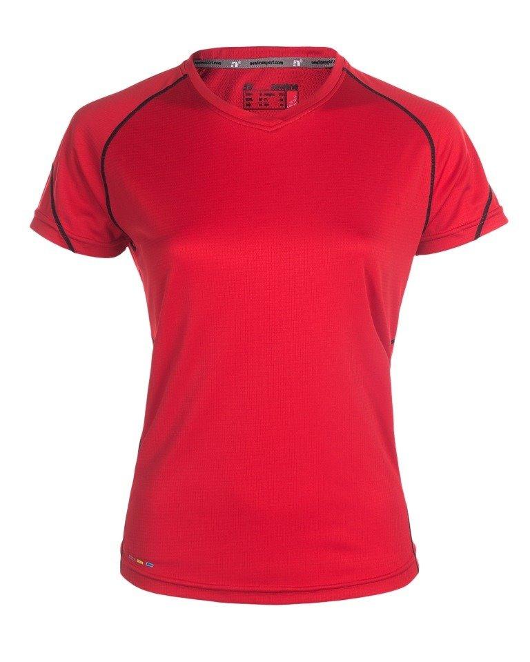 Newline base coolskin dame t-shirt fra Newline på billigsport24