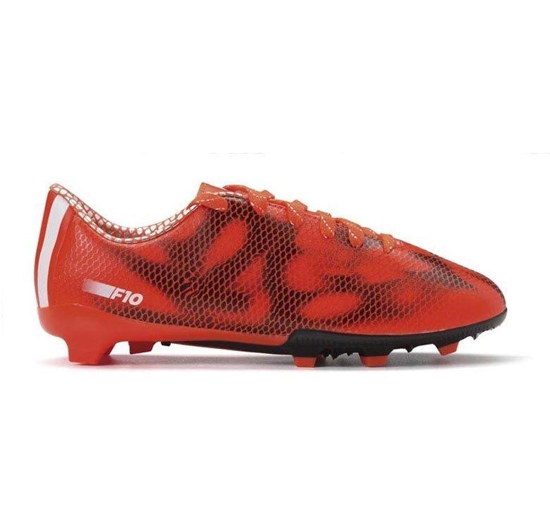 ADIDAS F10 FG Fodbolstøvler Junior