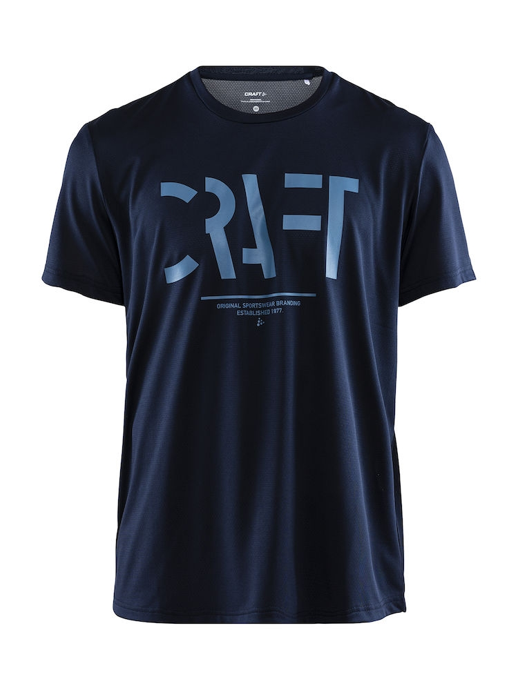 Craft Eaze Mesh T-shirt Herre