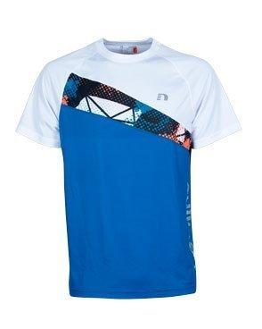 Newline imotion print herre t-shirt fra Newline fra billigsport24