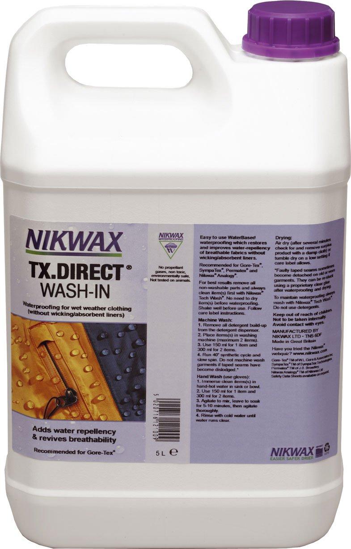 Billede af Nikwax TX.Direct Wash-In 5 liter