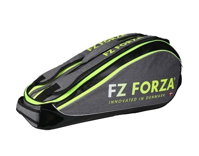 Forza Harrison Badmintontaske - Lime