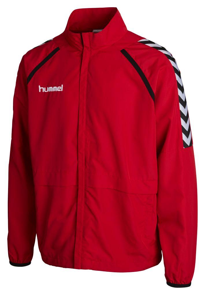 Hummel Hummel stay authentic micro herre træningsjakke fra billigsport24