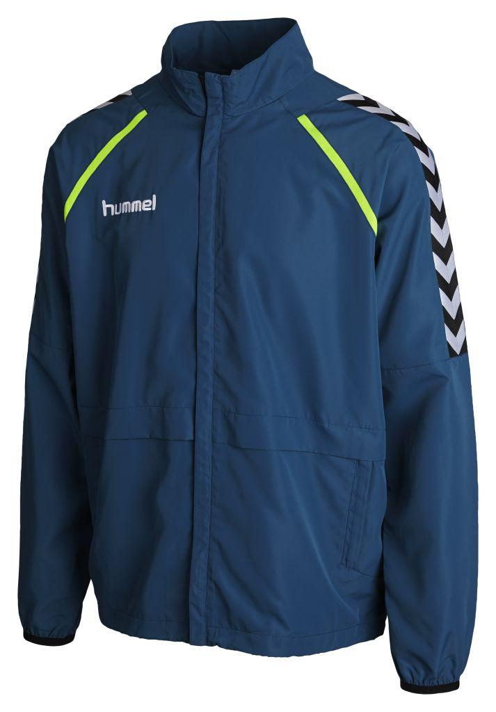 Hummel stay authentic micro herre træningsjakke fra Hummel fra billigsport24