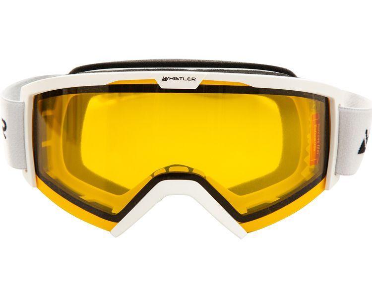 Whistler WS3000 Skibriller Unisex, hvid thumbnail