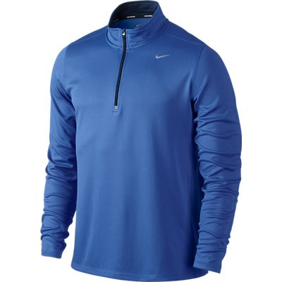 Nike racer ls 1/2 zip mens fra Nike på billigsport24