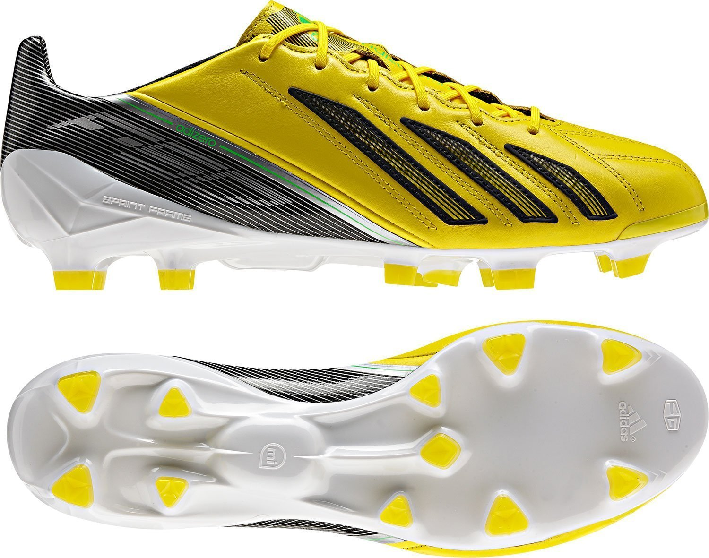 Adidas sport performance Adidas adizero f50 trx fg lea fodboldstøvler herre på billigsport24