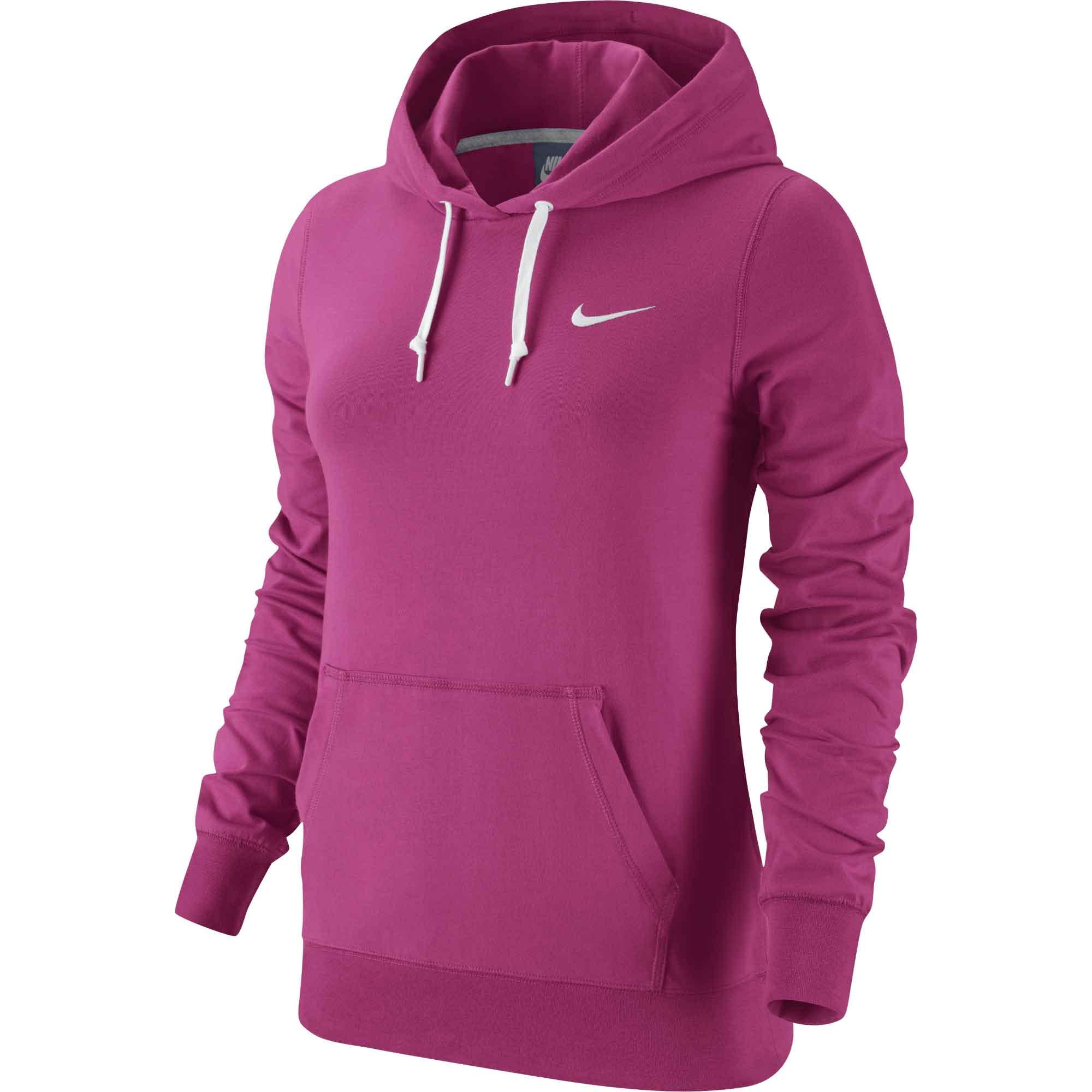 Nike jersey hoody dame trøje fra Nike på billigsport24