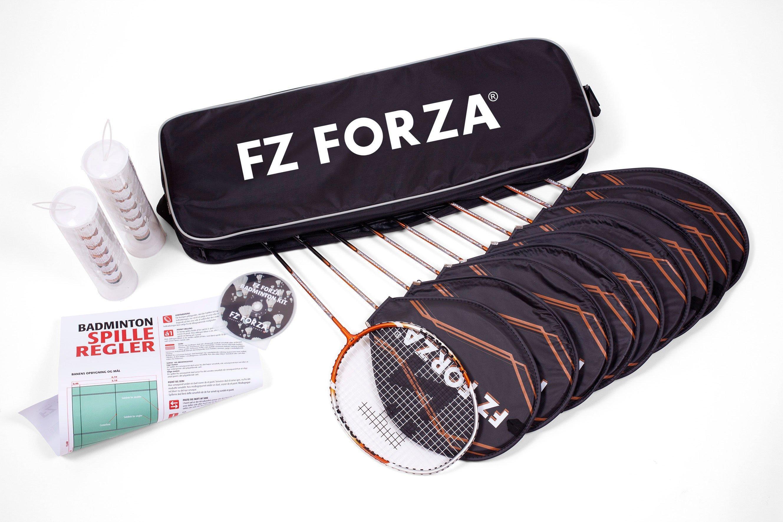 Forza – Forza badmintonkit (10 pcs) fra billigsport24