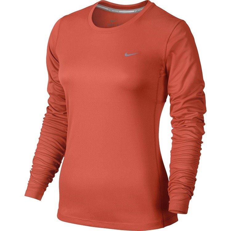 Nike Miler LS Løbetrøje Dame