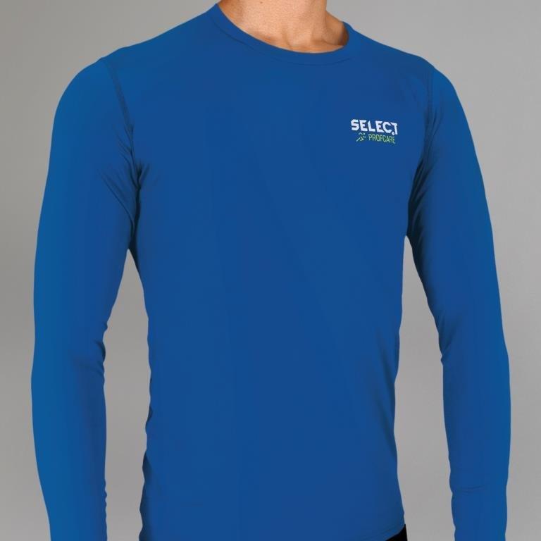Billede af Select Profcare 6901 Kompressions T-shirt LS