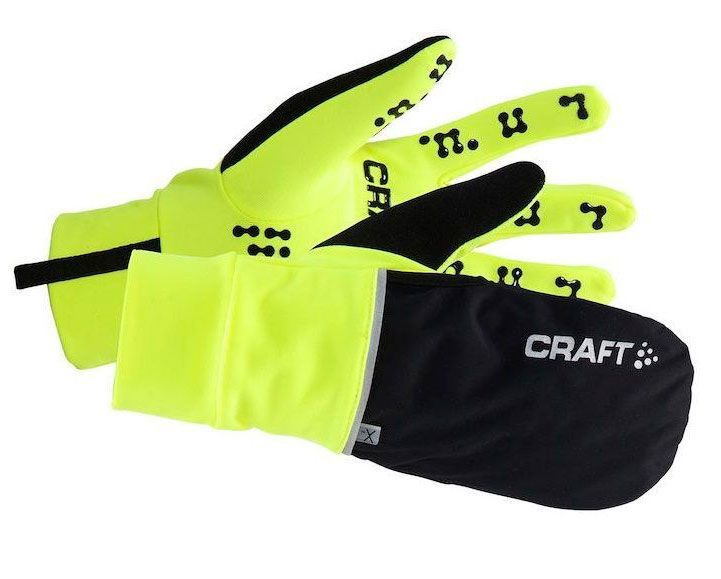 Craft Hybrid Weather Handsker