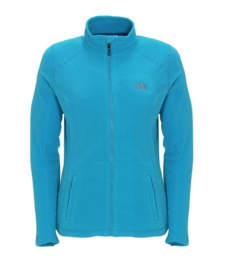 North Face Glacier 100 1/4 Zip Woman