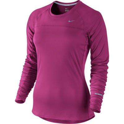 Nike Nike miler ls uv woman på billigsport24