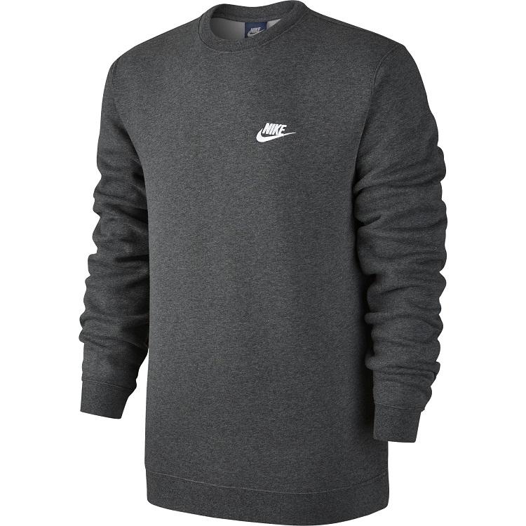Nike Crew Club Sweatshirt Herre