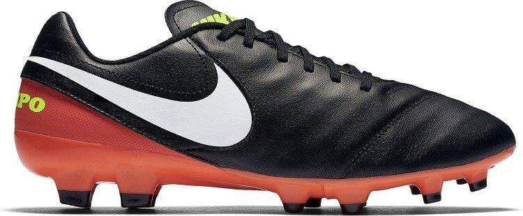 Image of   Nike Tiempo Genio II Leather FG Fodboldstøvler Herre