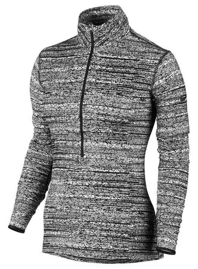 Nike Pro Warm Static Løbetrøje Dame
