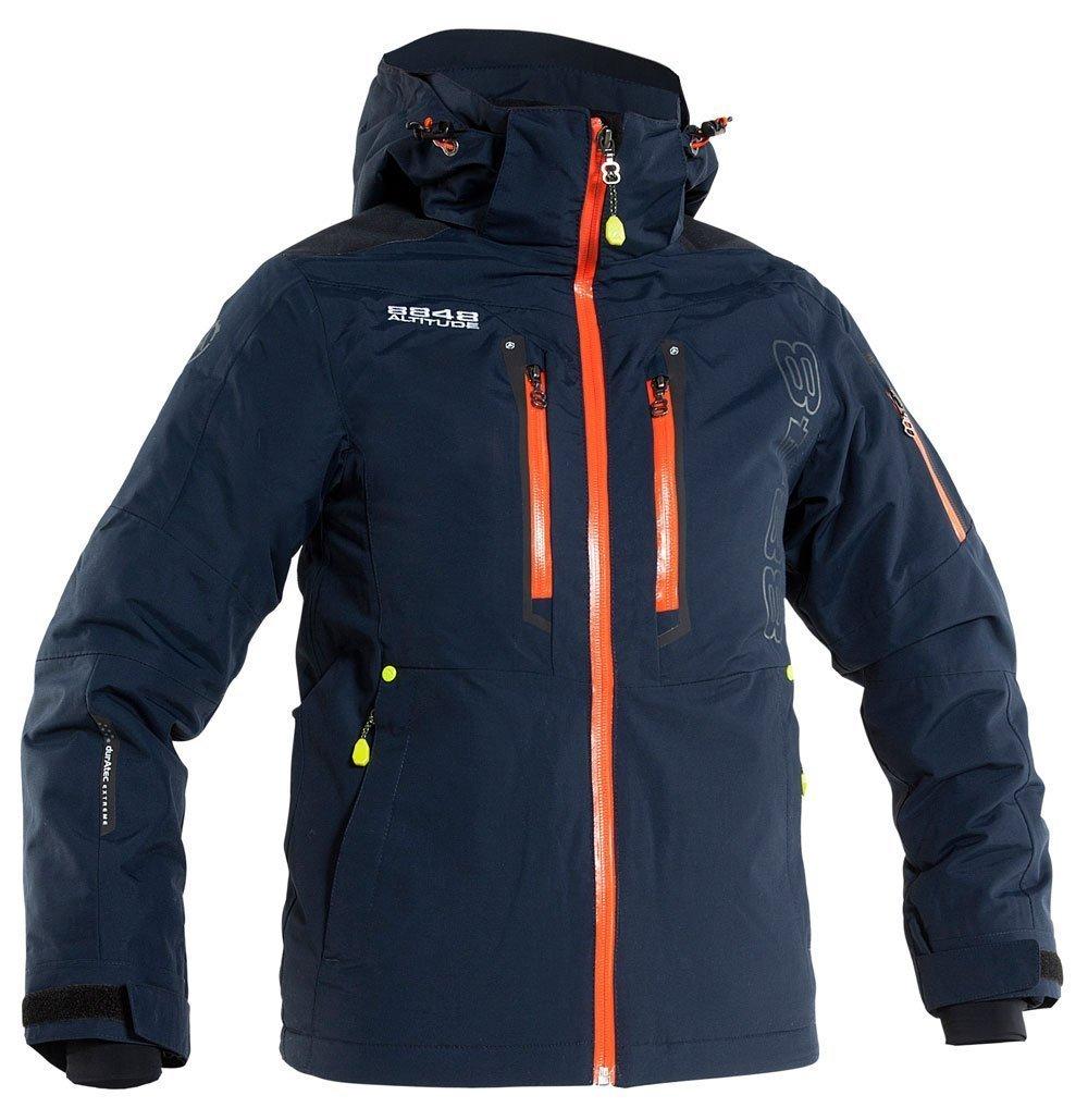 8848 altitude – 8848 altitude bristol skijakke navy junior på billigsport24
