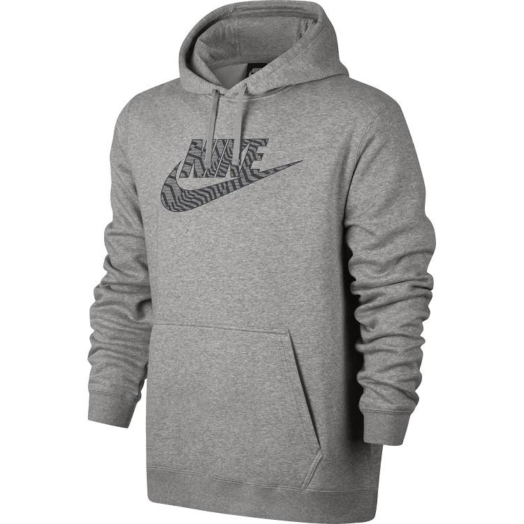 Nike Logo Hoodie Herre