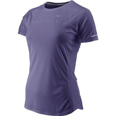 Nike Nike miler ss shirt women fra billigsport24