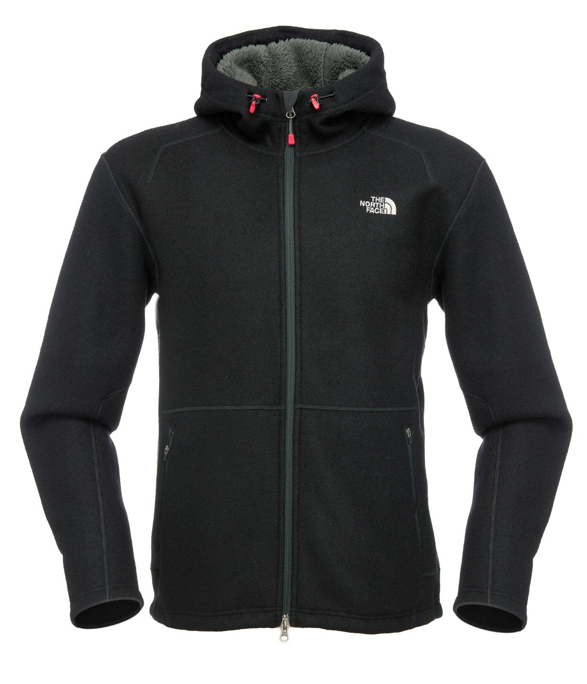 North Face Zermatt FZ Hoodie Jacket Mens