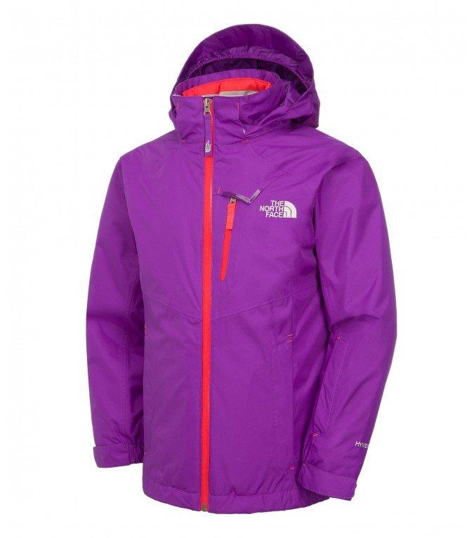 North face breeze triclimate 3-i-1 børne skijakke fra The north face på billigsport24