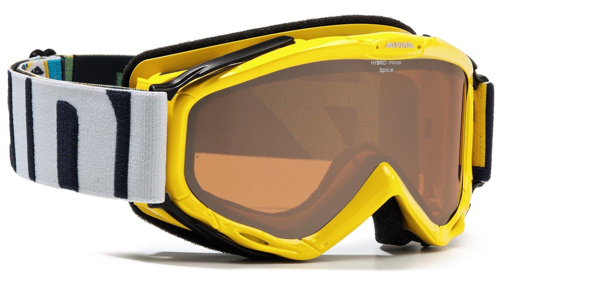 Billede af Alpina Spice Hybrid Mirror Skibriller
