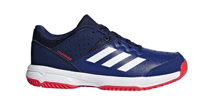 Image of   Adidas Court Stabil Indendørssko Børn
