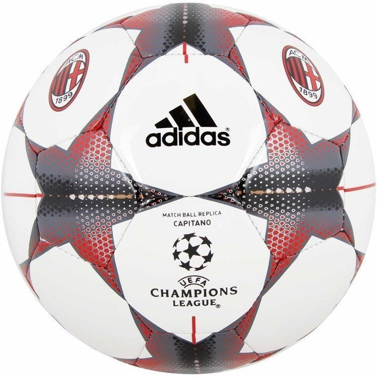 Adidas AC Milan Capitano Finale 15 Fodbold