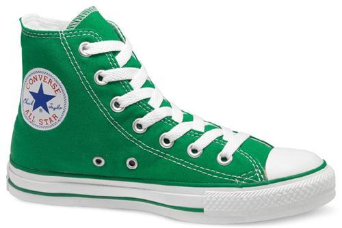Converse Converse all star high grass green på billigsport24