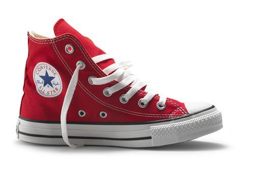 Converse – Converse all star high red fra billigsport24