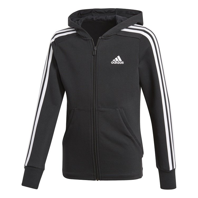 Image of   Adidas Essential 3 Stripes Sweatshirt Børn