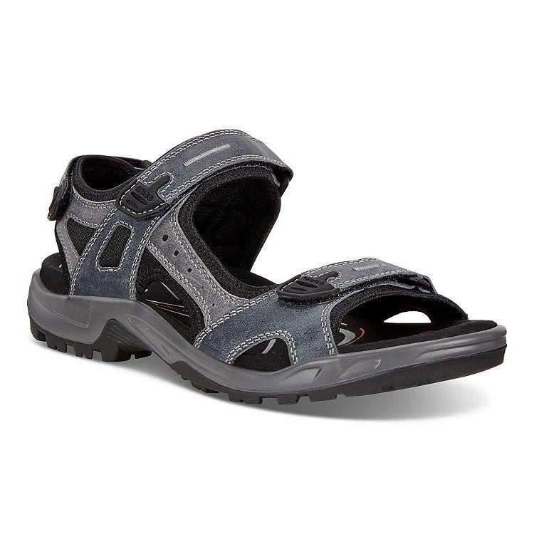 Ecco Offroad Yucatan Sandal Herre grå