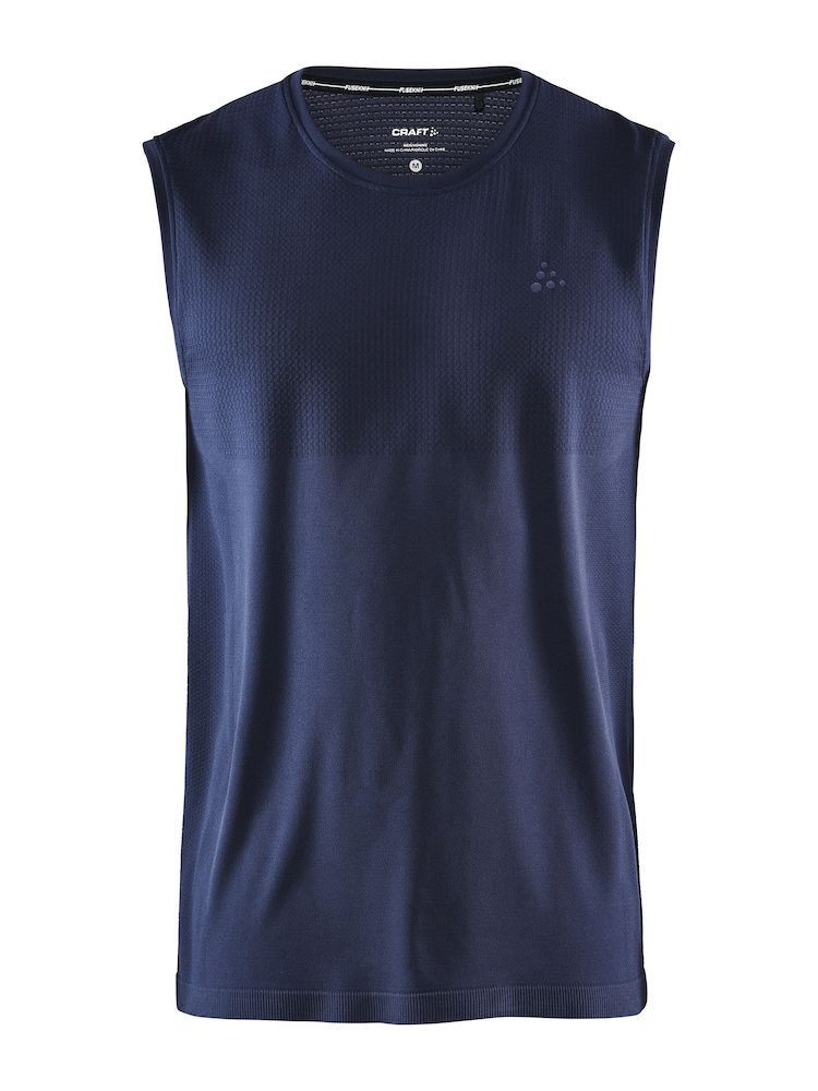 Craft Fuseknit Light Singlet Herre, navy