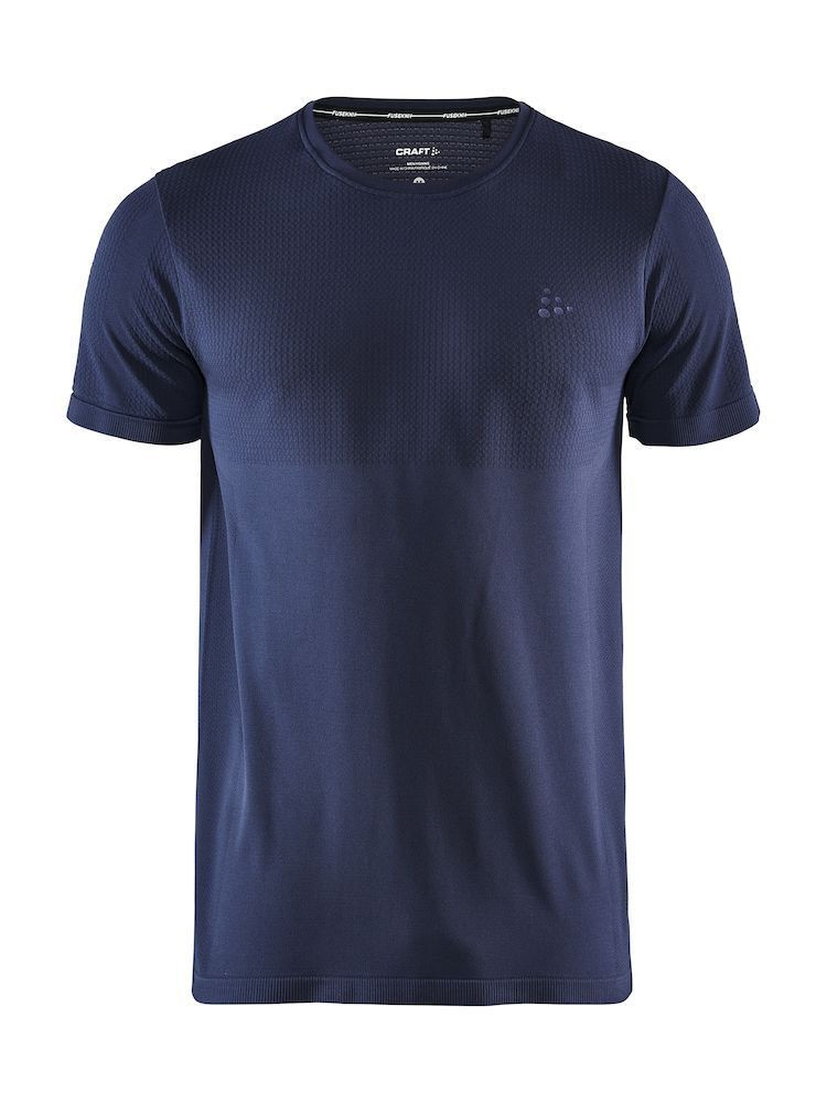 Craft Fuseknit Light T-shirt Herre, navy