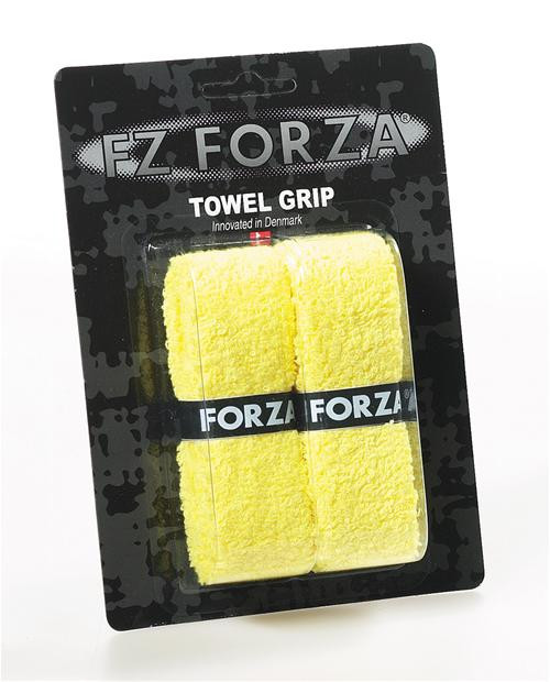 Forza Towel Grip 2 ack Ass. farve