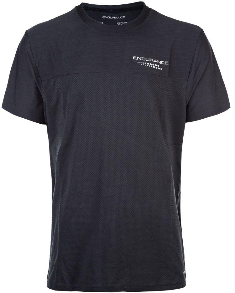 Endurance Aiek Melange T-shirt Herre