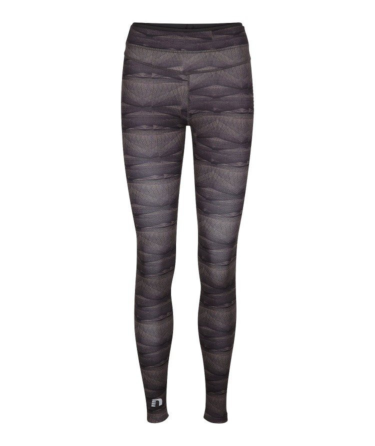 Newline Imotion Printed Tights Dame