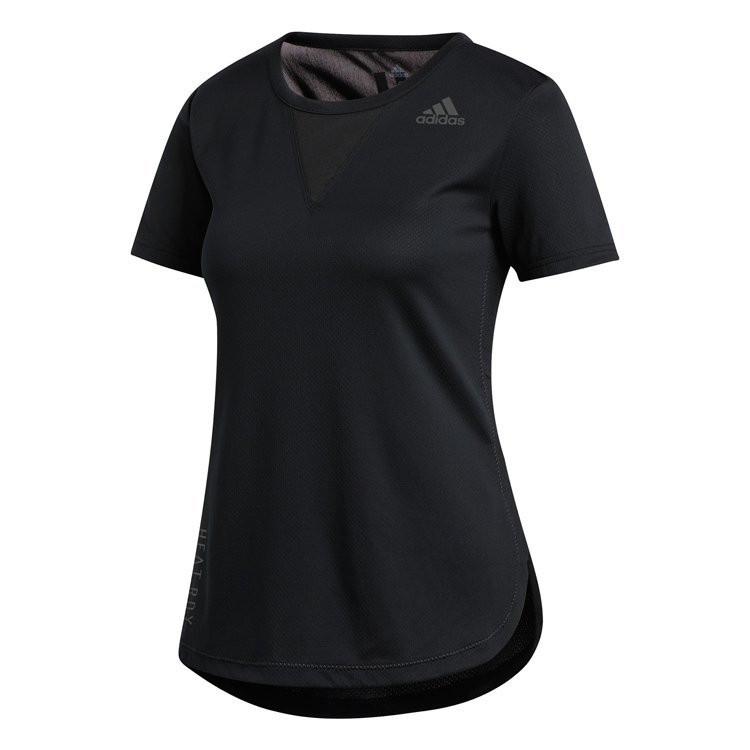 Adidas HEAT.RDY 3-Stripes T-Shirt Dame